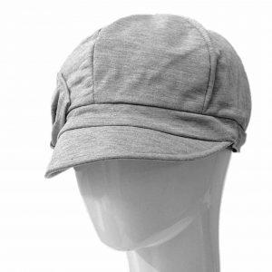 כובע פפיון קסקט טריקו קצר