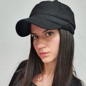 כובע קסקט זמש